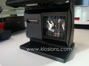 Tpv con lector de codigo de barras e impresora A3tpv táctil
