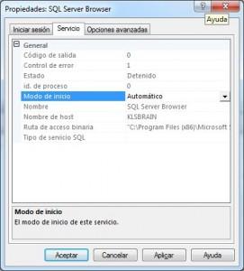 solucionar error dbnetlib connection open a3erp