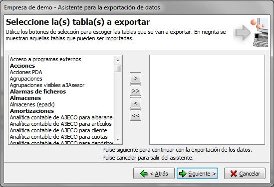 In-Out-A3ERP-Exportar